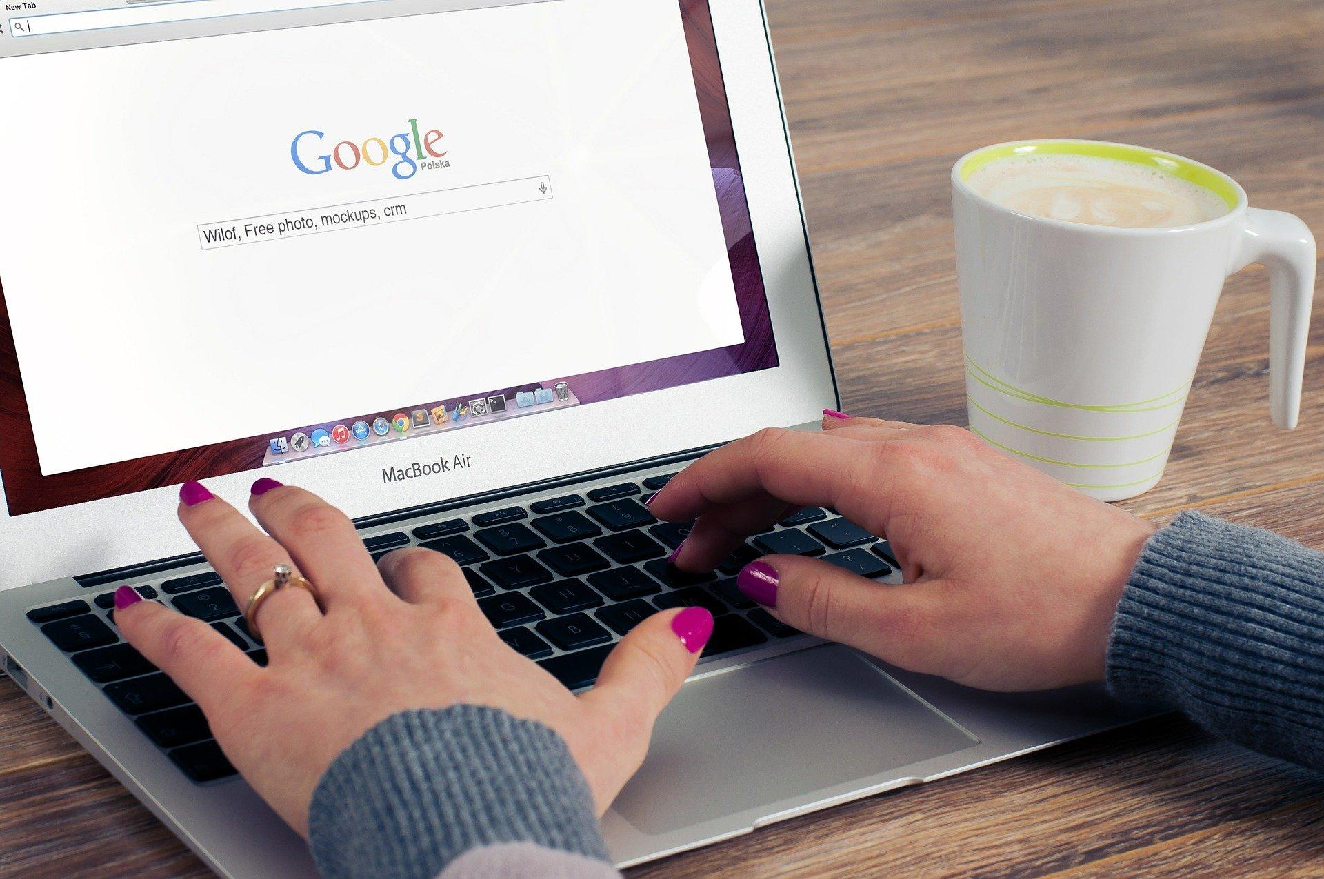 Sådan optimerer du din hjemmeside på Google